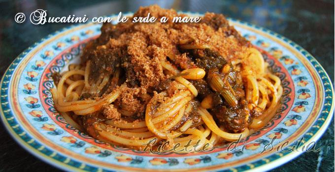 Pasta con le sarde ricette di sicilia