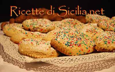 Dolci Siciliani Di Natale.Ricetta Buccellato