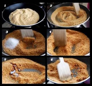 pane-tostato-[muddica-atturrata] lavorazione
