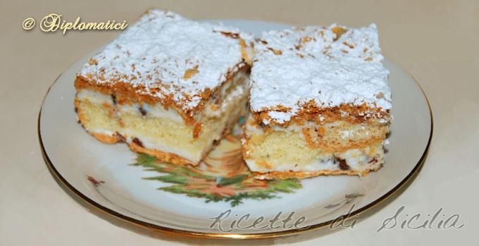 Italian Cream Puff Cake Recipe